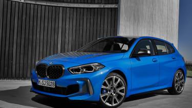 BMW M135i - front quarter