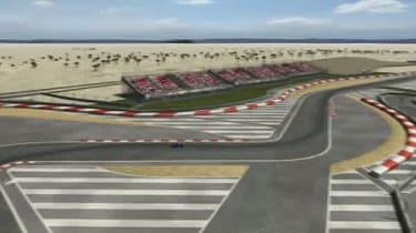 F1: Bahrain virtual lap