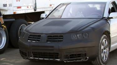 VW Phaeton Facelift