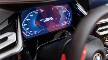 BMW Z4 Concept - dials