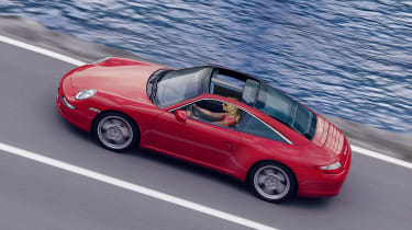 Porsche spy image