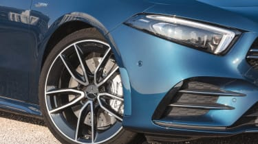 Mercedes-AMG A35 saloon - wheel