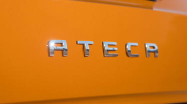SEAT Ateca badge