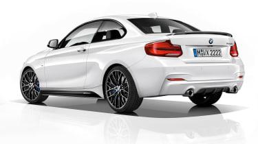 BMW M240i M Performance - rear
