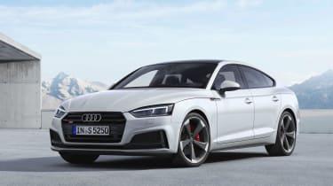 Audi S5 TDI - quarter
