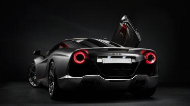 ATS Automobili GT - studio rear