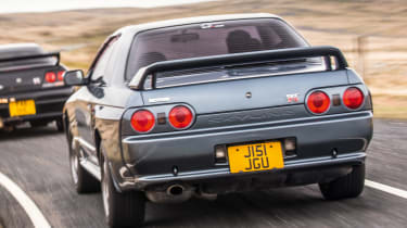 Nissan Skyline GT-R R32 - rear