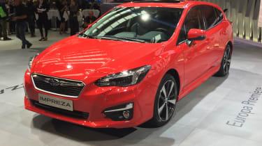 Subaru Impreza - Frankfurt Motor Show