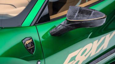 Mansory F8XX wing mirror