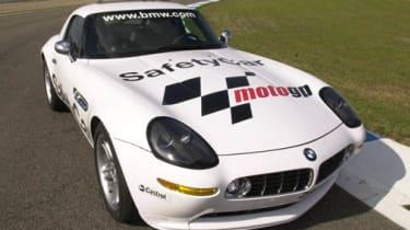 BMW Z8 MotoGP safety car