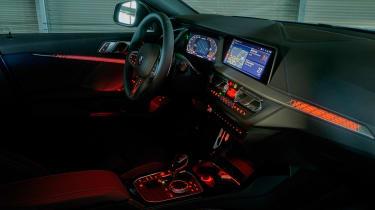 BMW M135i review 2019 - dash