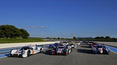 World Endurance Championship grid