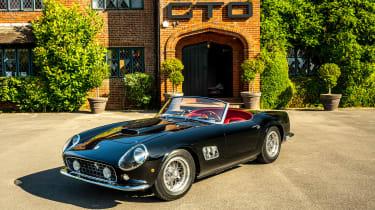 GTO Engineering California Spider –front quarter