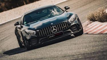 Edo Mercedes-AMG GT R – front