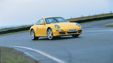 997 Porsche 911 Carrera