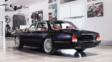 Jag XJ6 by Jag Heritage - rear quarter