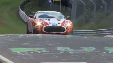Aston Martin Zagato Nurburg