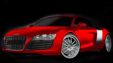 OZ Racing Audi R8 V10