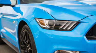 Ford Mustang GT - Headlight