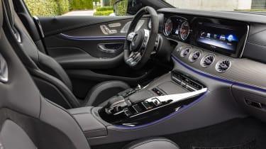Mercedes GT 53 4-door - dash