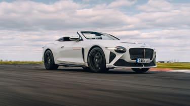 Bentley Bacalar dev - front tracking