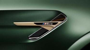 BMW M5 CS - strake