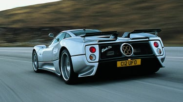 Video: Harry Metcalfe's Pagani Zonda C12S part 2
