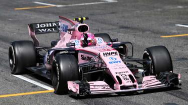 Spanish F1 - FORCE India