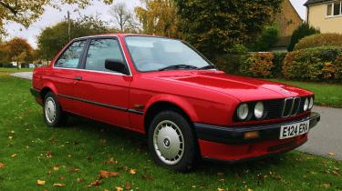 1988 BMW 316