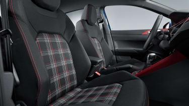 2018 VW Polo GTI – Seats