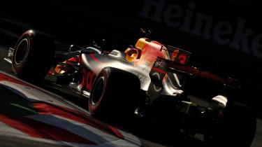 Baku Gran Prix 2017 - RB