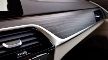 BMW 640i xDrive Gran Turismo - Dash