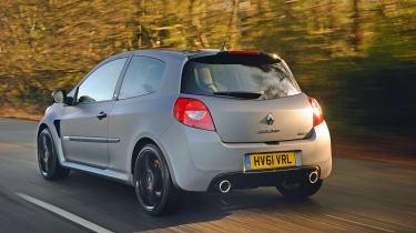 Renault Sport Clio 200 Raider Edition – rear quarter