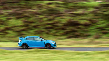 Best hot hatchbacks 2021 - Civic Type R pan