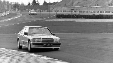 Mercedes-Benz 190 Cossie - senna