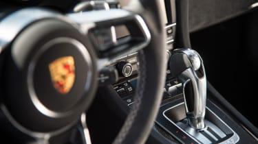 Porsche 911 (991) GT3 RS - Gear lever
