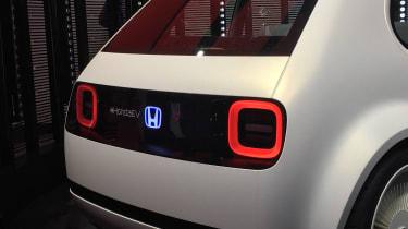 Honda Urban EV Concept live - tail