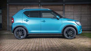Suzuki Ignis side static
