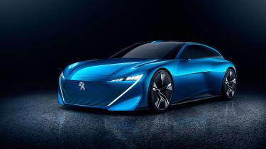 Peugeot Instinct Concept - front three quarter