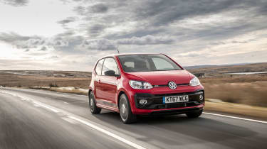 VW Up GTI - Front