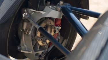 Tramontana R Edition suspension