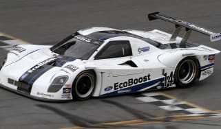 Ford V6 Ecoboost racer breaks Daytona speed record