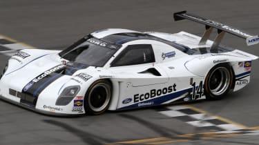 Ford V6 Ecoboost racer breaks Daytona speed record