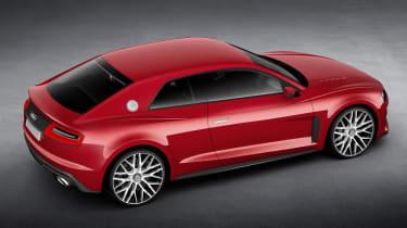 Audi Sport Quattro laserline side