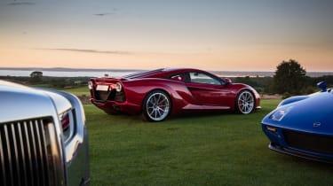 ATS Automobili GT Launch Edition - rear