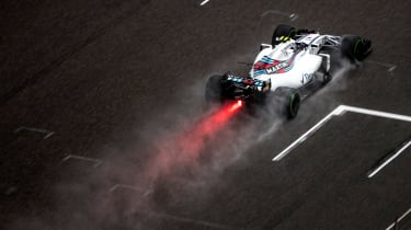 Formula 1: China - Williams