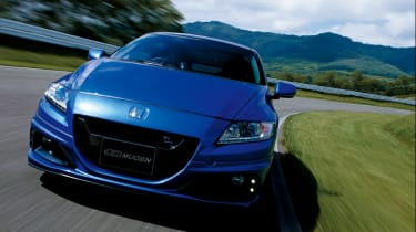 Mugan CR-Z RZ revealed in Japan