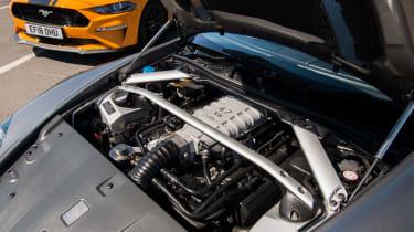 Aston Martin V8 Vantage – engine