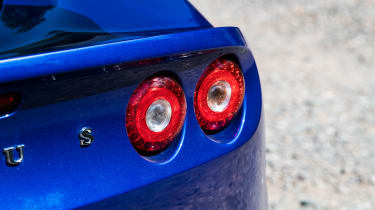 Lotus Exige S (S2) - rear lights