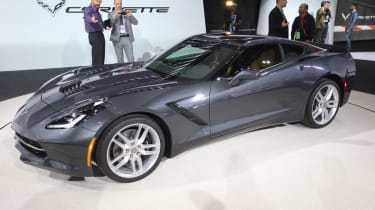 Chevrolet Corvette Stingray: UK price